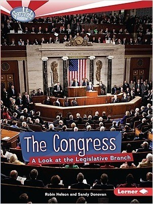 Cover: The Congress: A Look at the Legislative Branch