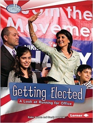Cover: Getting Elected: A Look at Running for Office