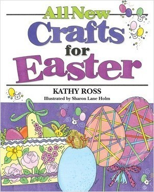 Cover: All New Crafts for Easter