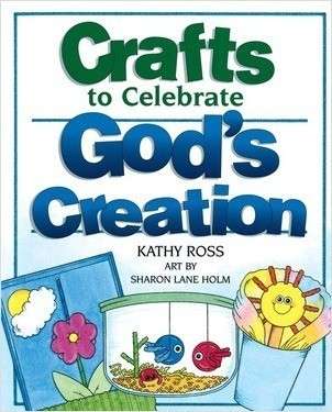 Cover: Crafts to Celebrate God's Creation