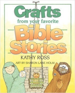 Cover: Crafts From Your Favorite Bible Stories