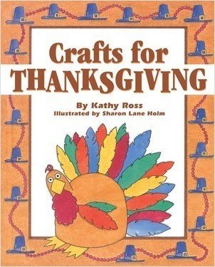 Cover: Crafts for Thanksgiving