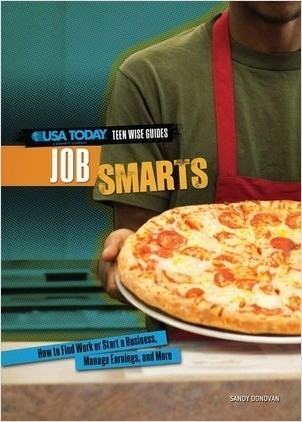 Cover: Job Smarts: How to Find Work or Start a Business, Manage  Earnings, and More