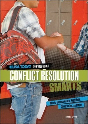 Cover: Conflict Resolution Smarts: How to Communicate, Negotiate, Compromise, and More