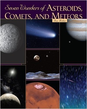 Cover: Seven Wonders of Asteroids, Comets, and Meteors