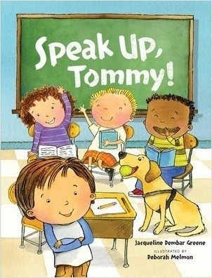 Cover: Speak Up, Tommy!