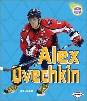 Cover: Alex Ovechkin