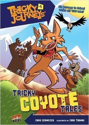 Cover: Tricky Coyote Tales: Book 1
