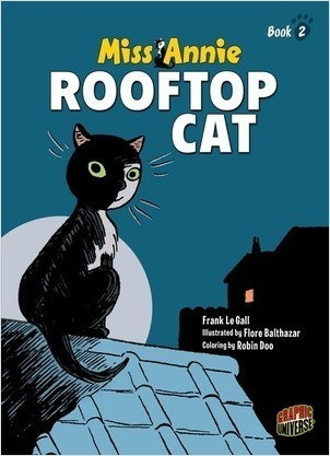 Cover: Rooftop Cat: Book 2