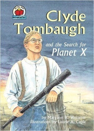 Cover: Clyde Tombaugh and the Search for Planet X