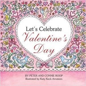 Cover: Let's Celebrate Valentine's Day