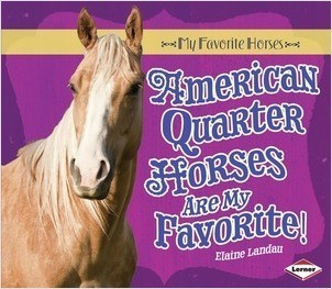 Cover: American Quarter Horses Are My Favorite!