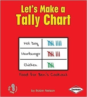Cover: Let's Make a Tally Chart