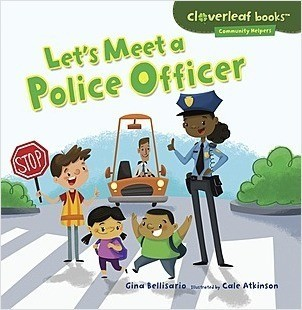 Cover: Let's Meet a Police Officer