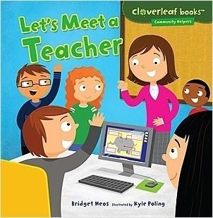 Cover: Let's Meet a Teacher