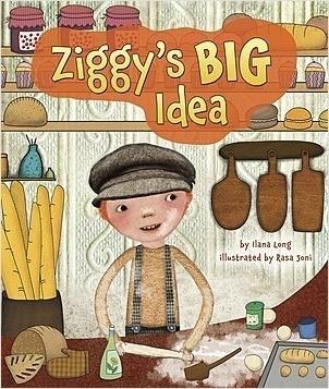 Cover: Ziggy's Big Idea