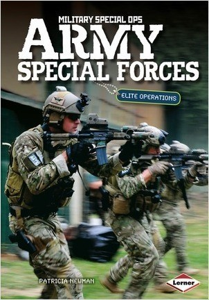 Cover: Army Special Forces: Elite Operations