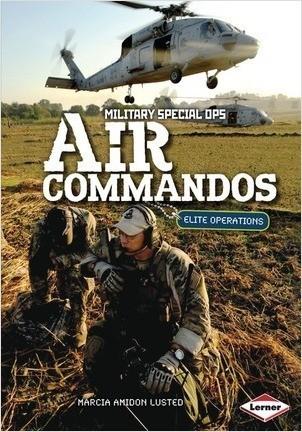 Cover: Air Commandos: Elite Operations