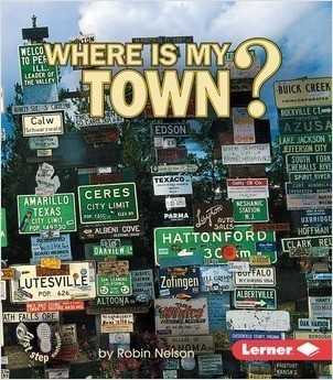 Cover: Where Is My Town?