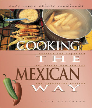 Cover: Cooking the Mexican Way