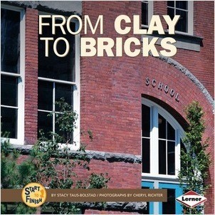 Cover: From Clay to Bricks