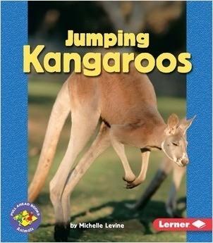 Cover: Jumping Kangaroos