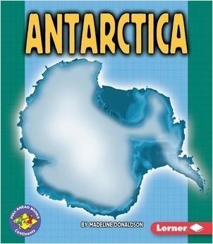 Cover: Antarctica