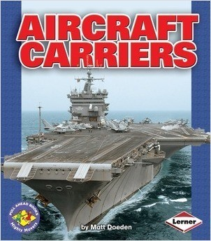 Cover: Aircraft Carriers