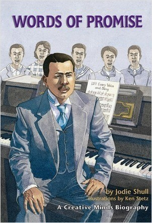 Cover: Words of Promise: A Story about James Weldon Johnson