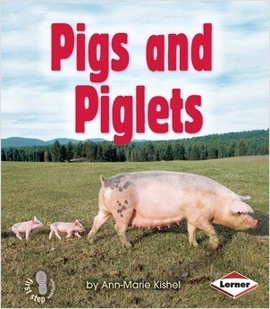 Cover: Pigs and Piglets
