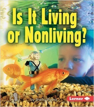Cover: Is It Living or Nonliving?