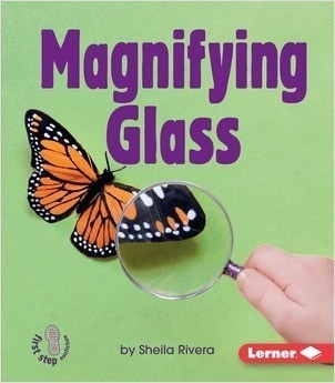Cover: Magnifying Glass