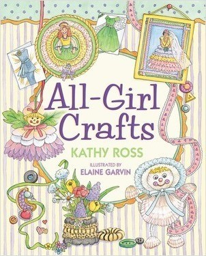 Cover: All-Girl Crafts