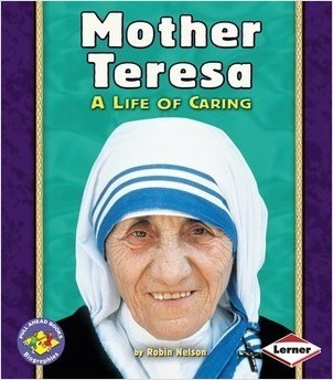 Cover: Mother Teresa: A Life of Caring