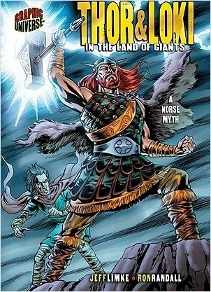 Cover: Thor & Loki: In the Land of Giants [A Norse Myth]