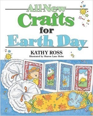 Cover: All New Crafts for Earth Day