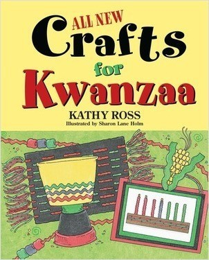 Cover: All New Crafts for Kwanzaa