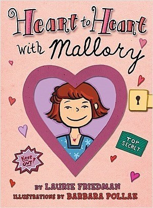 Cover: Heart to Heart with Mallory