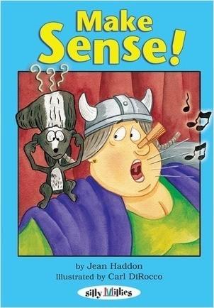 Cover: Make Sense!