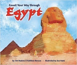 Cover: Count Your Way through Egypt