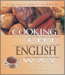Cover: Cooking the English Way