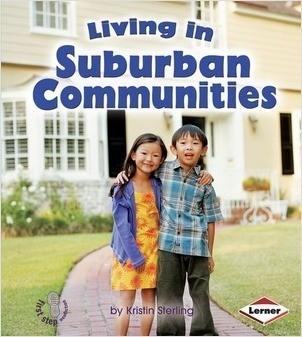 Cover: Living in Suburban Communities
