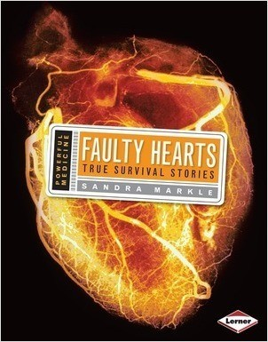 Cover: Faulty Hearts: True Survival Stories