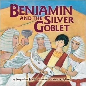 Cover: Benjamin and the Silver Goblet