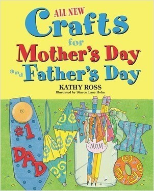 Cover: All New Crafts for Mother's Day and Father's Day