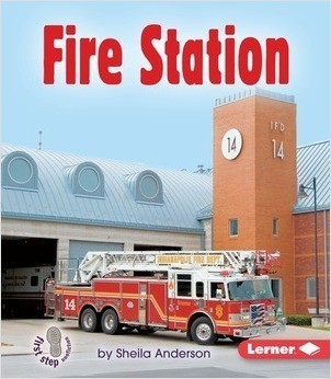 Cover: The Fire Station