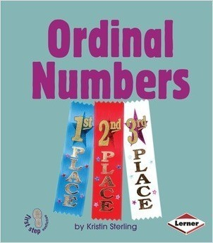 Cover: Ordinal Numbers
