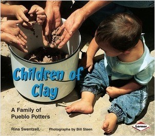 Cover: Children of Clay: A Family of Pueblo Potters