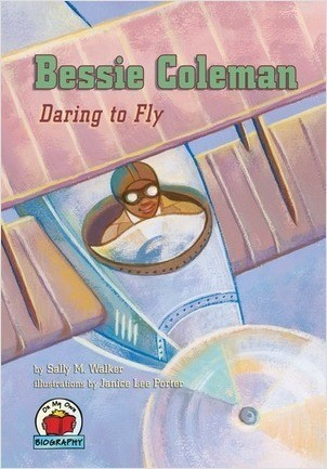 Cover: Bessie Coleman: Daring to Fly