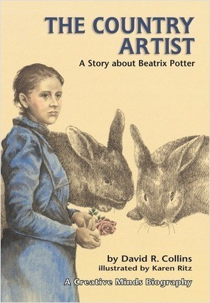 Cover: The Country Artist: A Story about Beatrix Potter